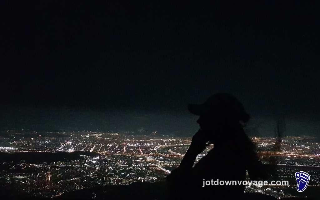 遊記-民航局大屯山助航台、夜景|雙北市一日遊行程.景點地圖.推薦(New Taipei City)|帶外國朋友玩