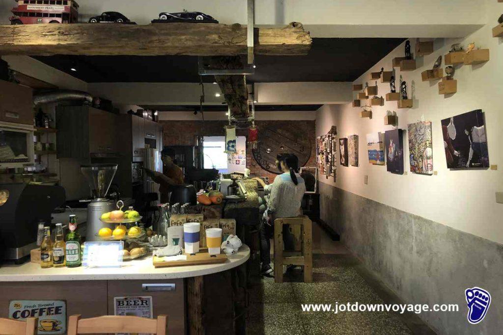 《慢旅行.私會館》秘境咖啡廳推薦:台鐵TRA「菁桐車站」