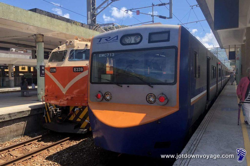 瑞芳車站.平溪深澳線轉乘點:平溪一日遊.大眾交通方式