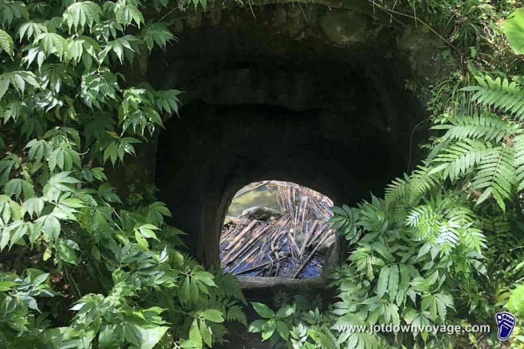 嶺腳石窟大瀑布路線規劃指南:平溪秘境一日遊