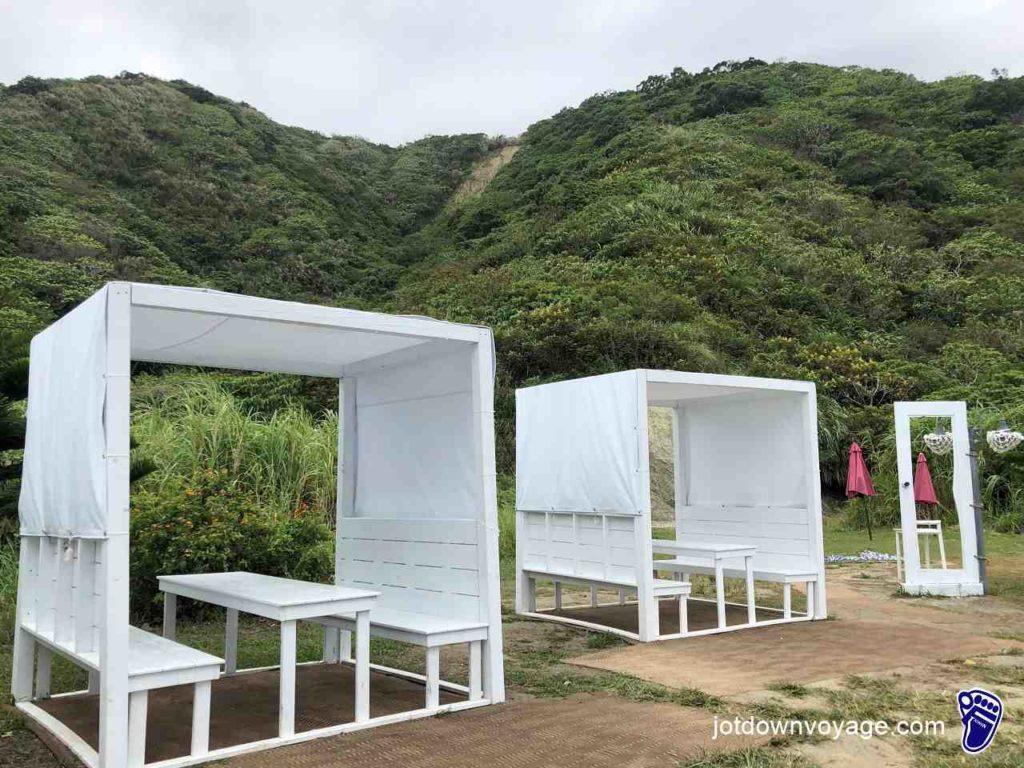 《山度空間》海景 & 神殿帳篷區-花蓮壽豐景點