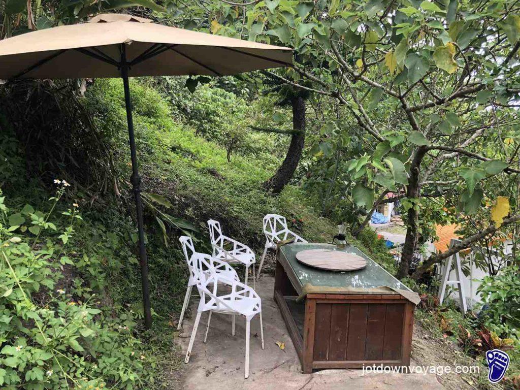 《山度空間》小森林步道座位區-花蓮壽豐景點