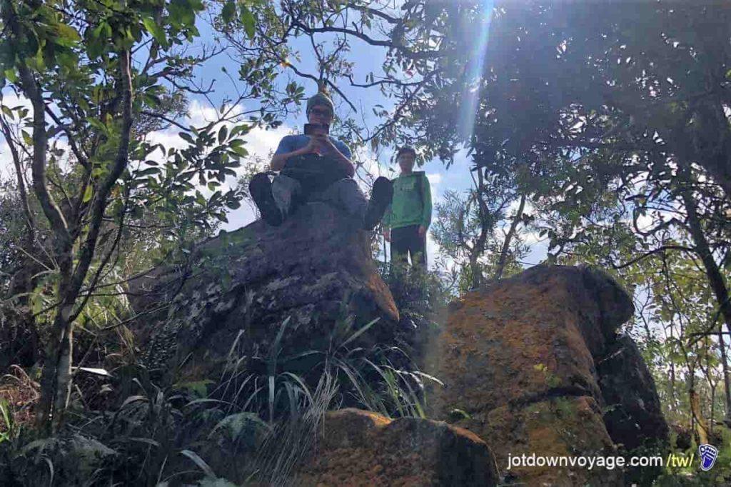 台北市內湖登山步道:圓覺尖山Hiking in Taipei