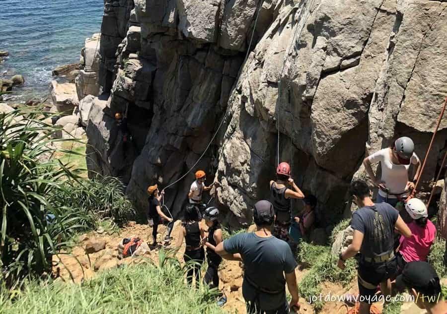 戶外攀岩初體驗的心理準備