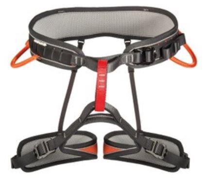 攀岩基本裝備認識  吊帶 (climbing harness)