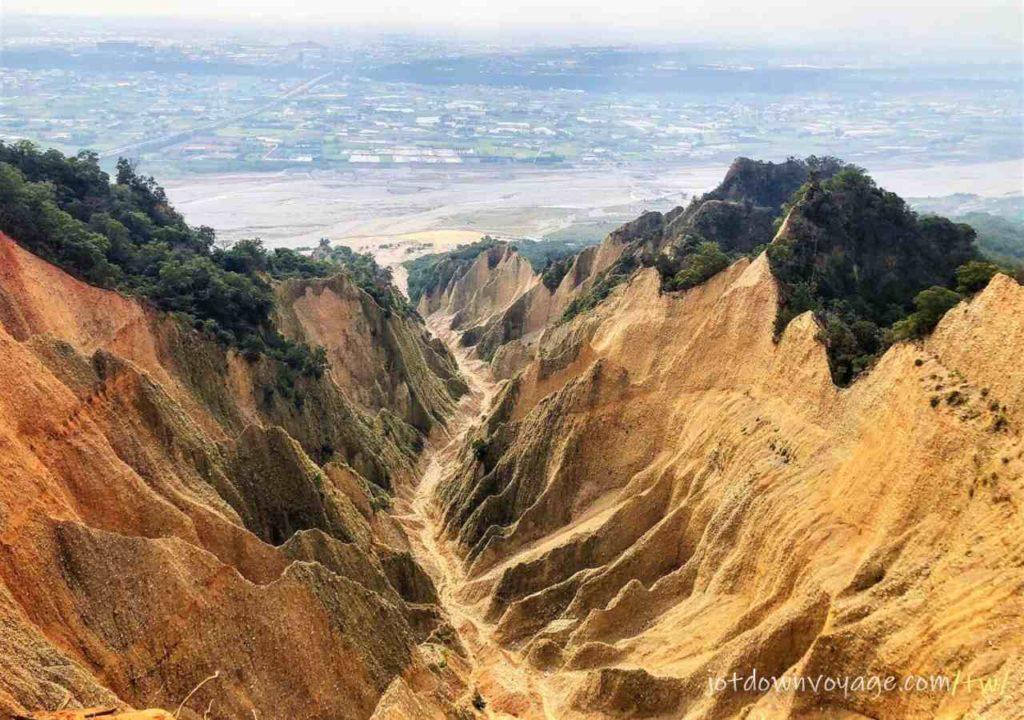 火炎山登山最佳拍攝地點