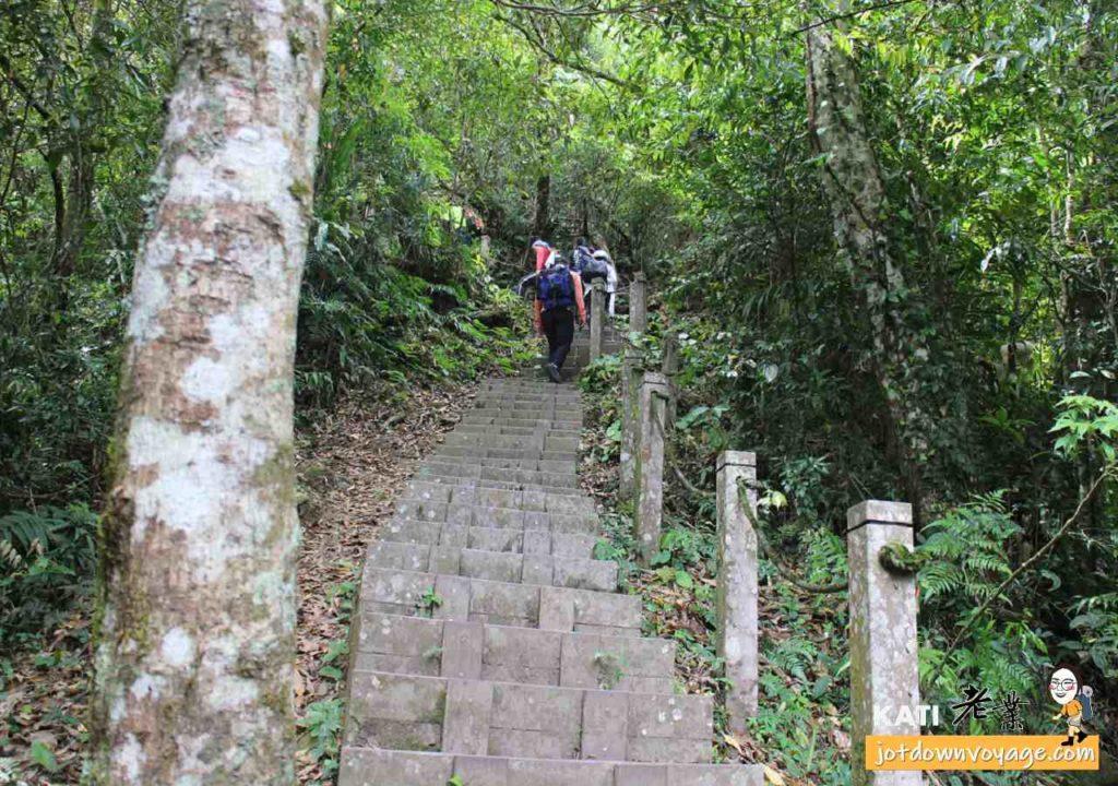 馬那邦山登山步道