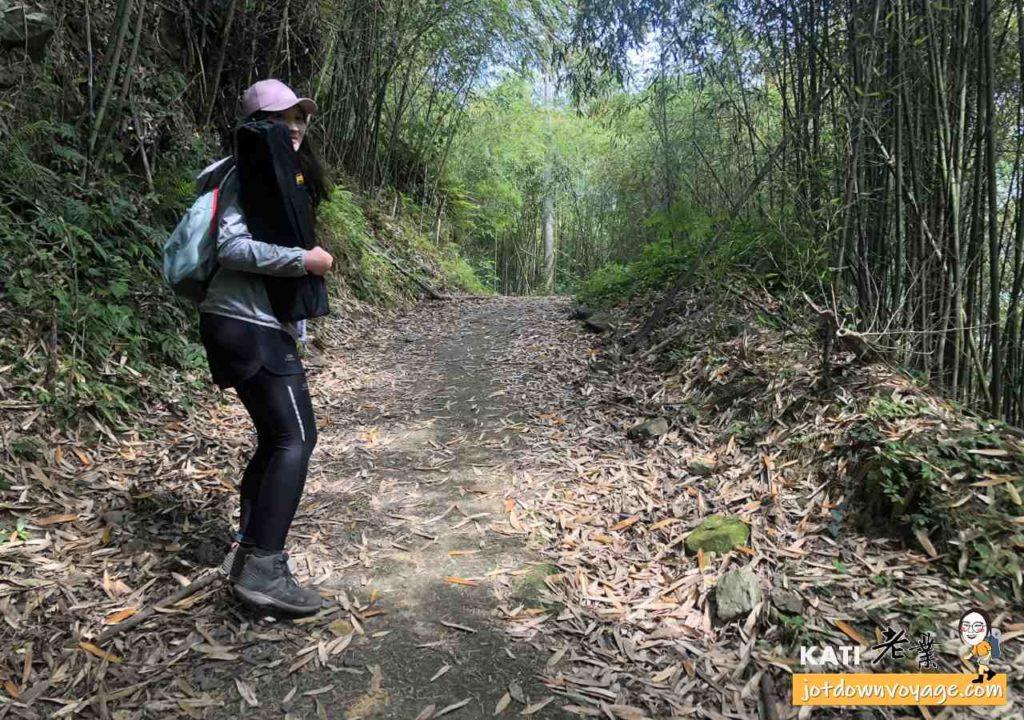 馬那邦山登山步道、珠湖登山口
