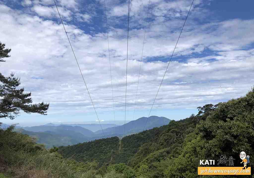 台電雲海保線所 能高越嶺西段