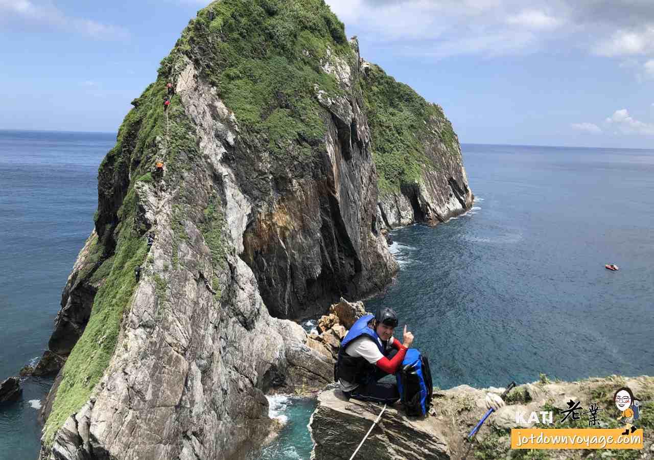 烏岩角:北台灣海洋獨木舟景點
