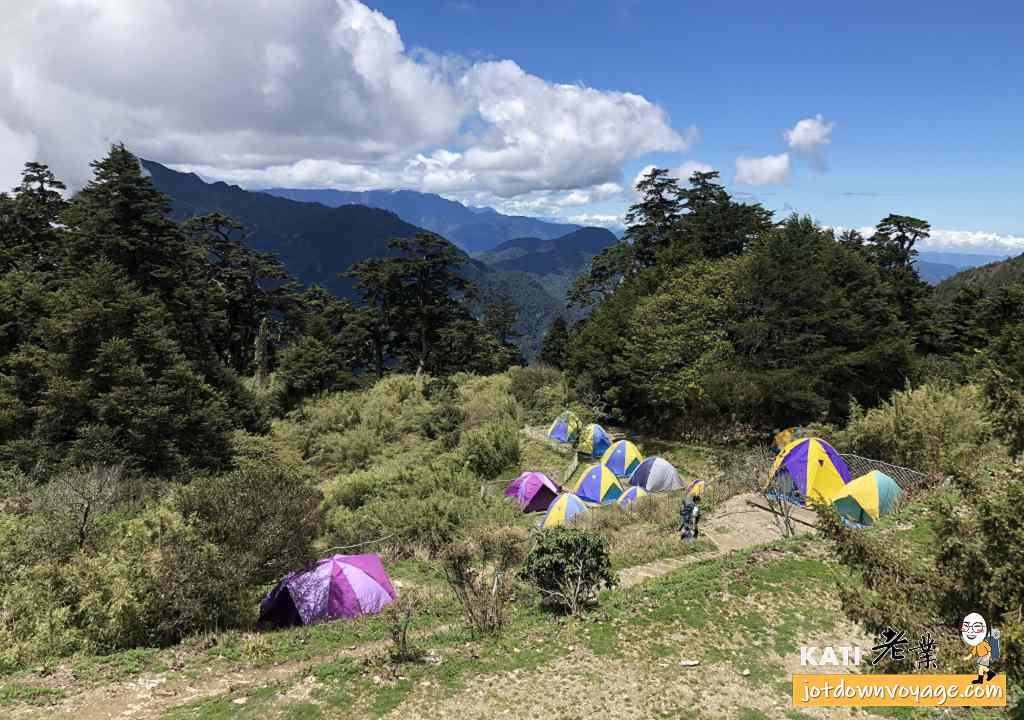 天池山莊營地