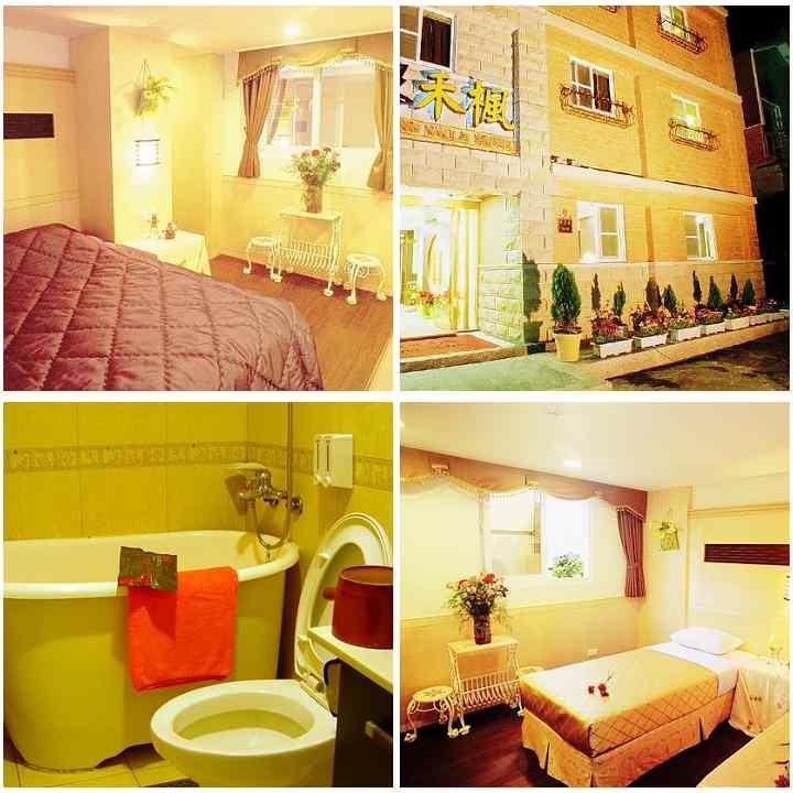 阿里山森林遊樂區園內日出住宿推薦 13 禾楓別墅(Ho Fong Villa Hotel)