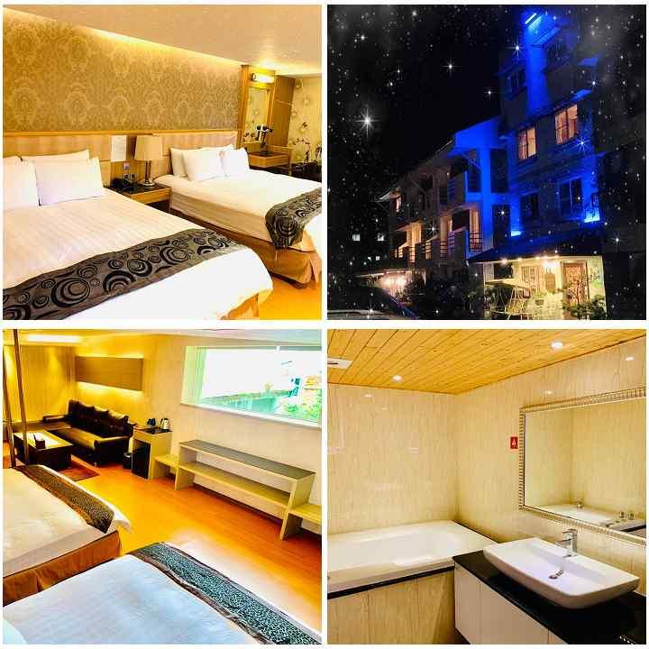 阿里山園區住宿飯店推薦 #6 大峯度假山莊(Dafeng Hotel)