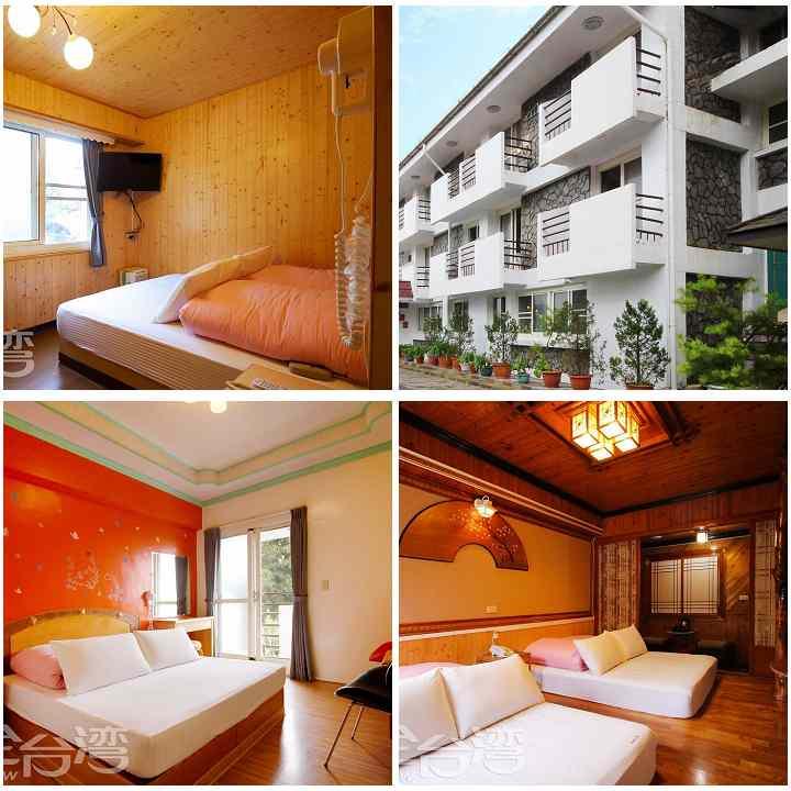 阿里山園區住宿飯店推薦 #7 阿里山萬國別館(Wankou Hotel)👍