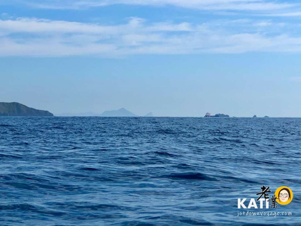 烏岩角看龜山島