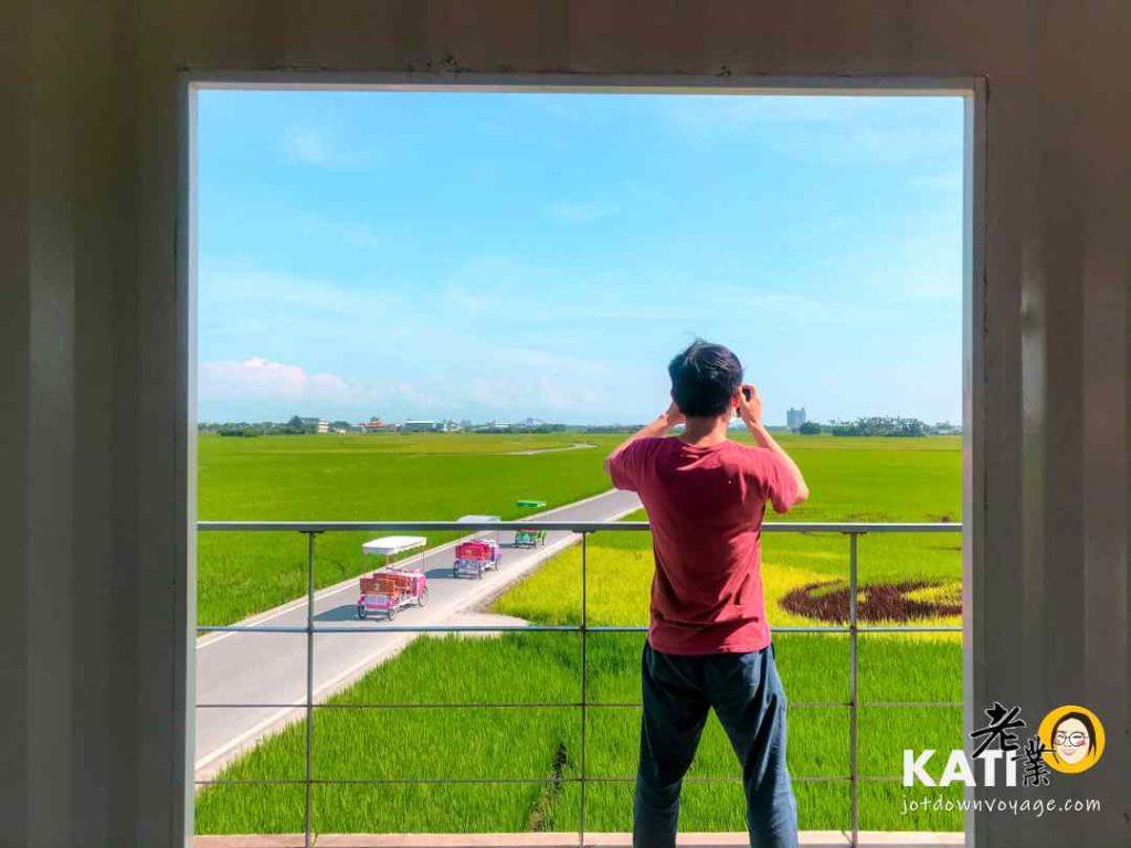 貨櫃攝影平台、瞭望台