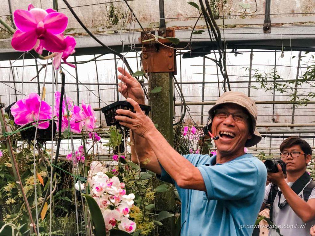 宜蘭金雙甡花卉農場,大東北角觀光圈跨域夢幻遊程組合