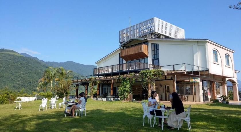 鹿台民宿 Lutai B&B 鹿野高台頂上的景觀咖啡民宿
