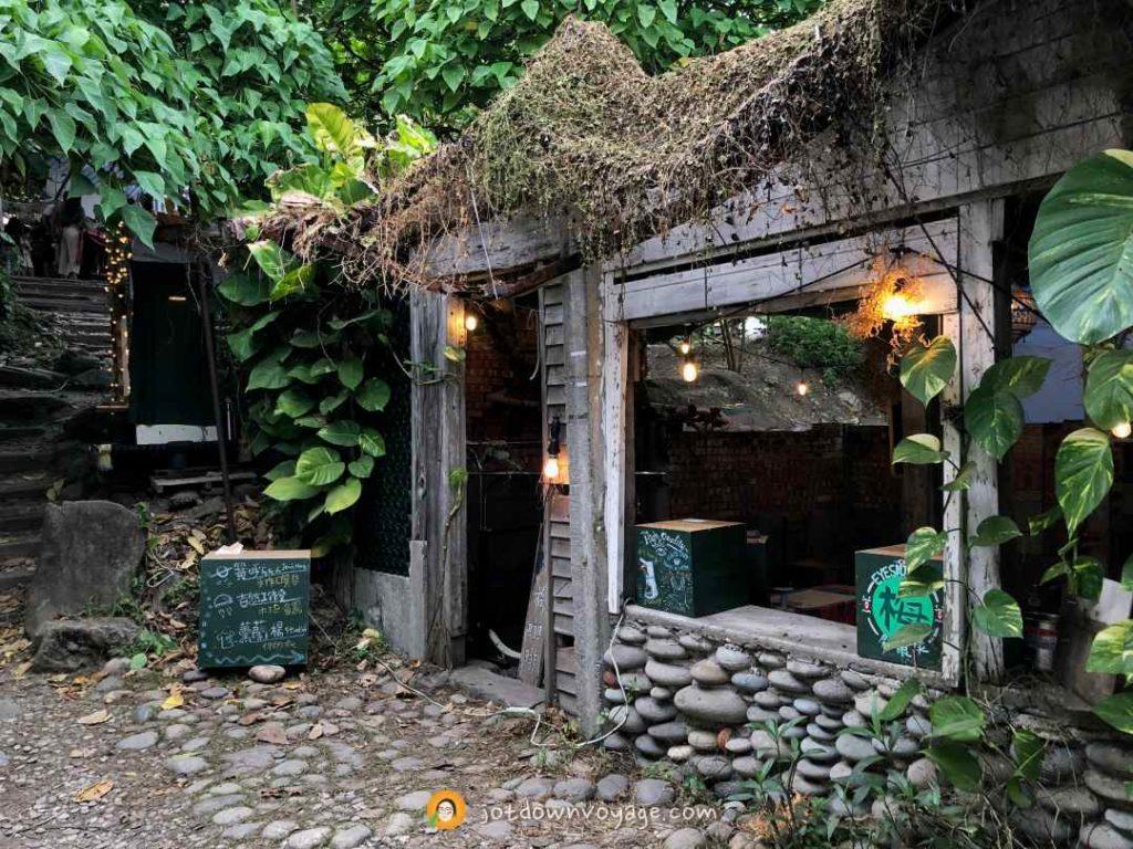 海或瘋市集 小石木屋
