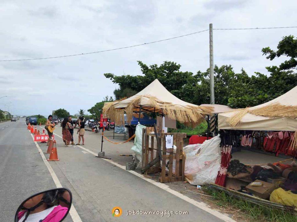 海或瘋市集 入口區