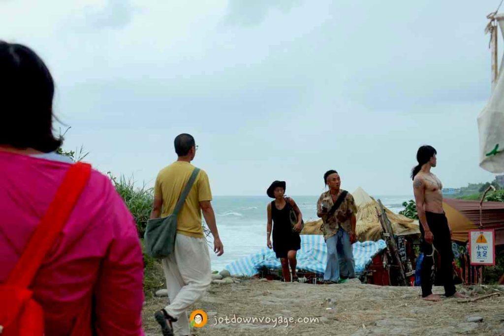 海或瘋市集 海邊(花蓮夏日限定景點)