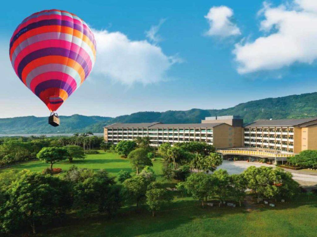 台東鹿鳴溫泉酒店 Luminous Hot Spring Resort 鹿野高台附近的星級溫泉飯店