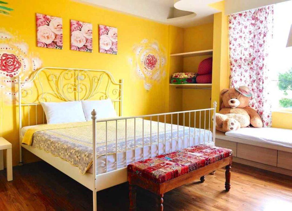 薇妮民宿 Winnie Homestay 鹿野高台附近的民宿