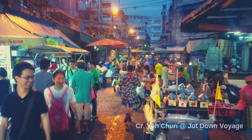 泰國自由行攻略 8天手機上網吃到飽推薦