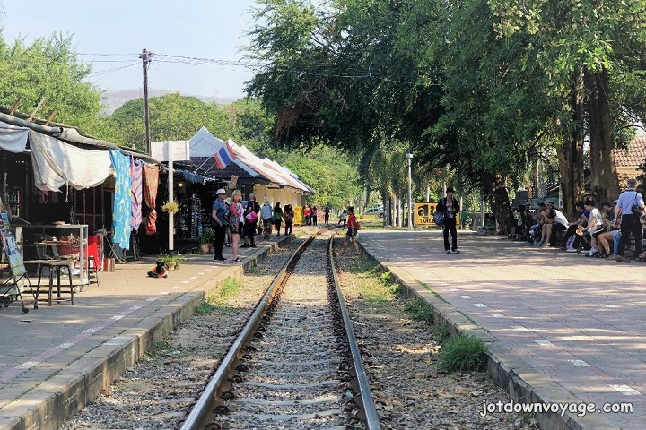 2019 泰國遊記:Kanchanaburi 北碧府一日遊、桂河大橋 River Kwai Bridge、泰緬鐵路