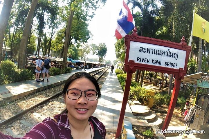 2019 泰國遊記:Kanchanaburi 北碧府一日遊、桂河大橋車站、泰緬鐵路