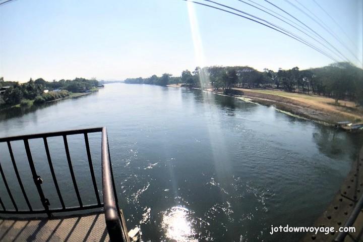 2019 泰國遊記:Kanchanaburi 北碧府一日遊、桂河大橋、泰緬鐵路