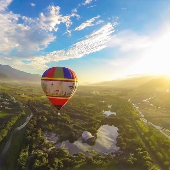 2019 台東熱氣球自由飛搭乘體驗 場次、票價、預約攻略