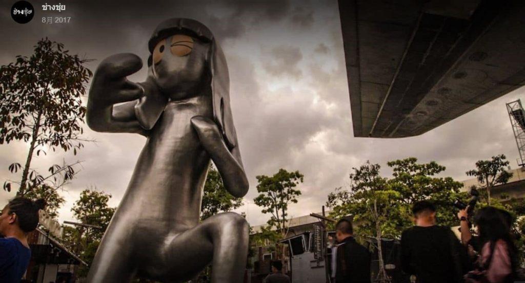 2019 泰國自由行,曼谷 24 個超人氣必去景點推薦《新手全攻略》:飛機夜市 Chang Chui Creative Park