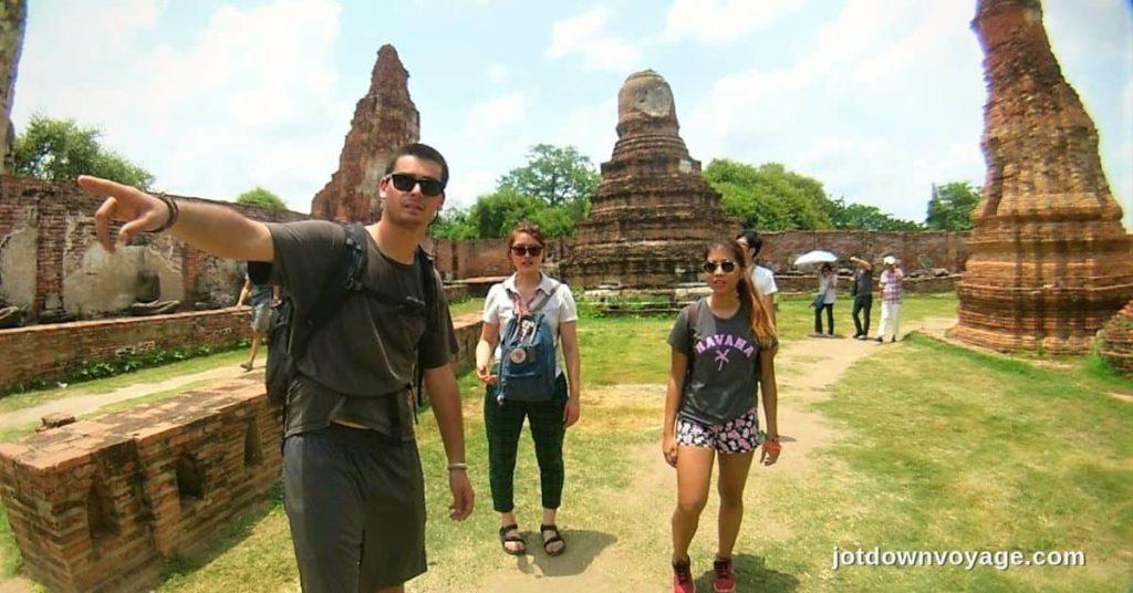 2019 泰國自由行,曼谷 24 個超人氣必去景點推薦《新手全攻略》:大城一日遊 Ayutthaya