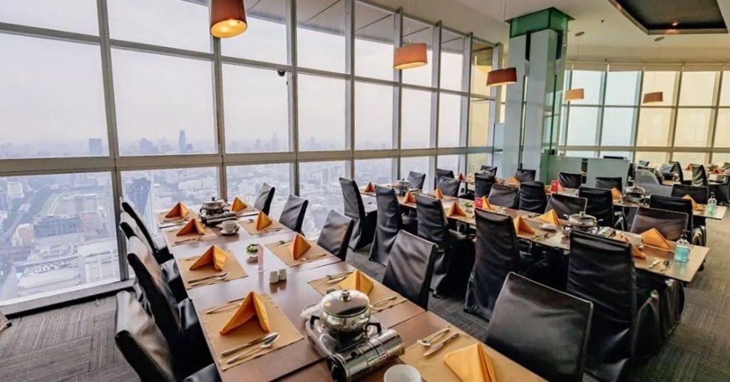 2019 泰國自由行,曼谷 24 個超人氣必去景點推薦《新手全攻略》:Baiyoke Sky Hotel