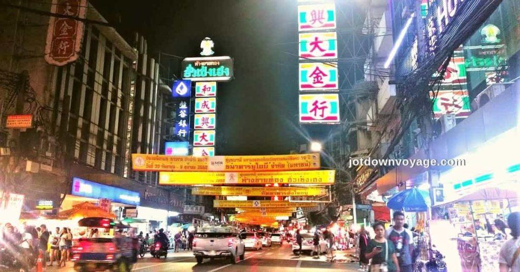 2019 泰國自由行,曼谷 24 個超人氣必去景點推薦《新手全攻略》:中國城(唐人街)