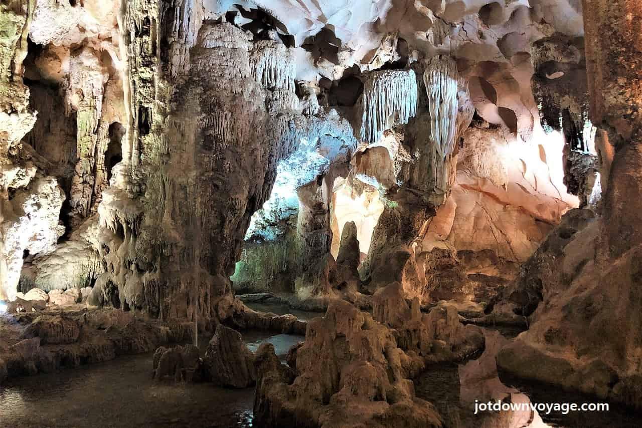 下龍灣天宮洞 Thien Gung Cave