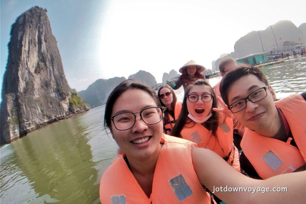 下龍灣一日遊推薦 KLOOK行程參加心得&分享|越南自由行.景點 |Halong Bay Day Tour