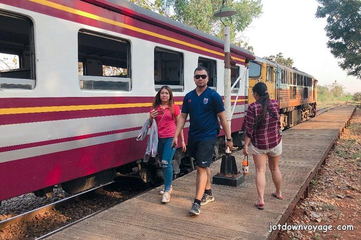 2019 泰國遊記:Kanchanaburi 北碧府一日遊、泰緬鐵路、死亡鐵路經典段、Tha Kilen站