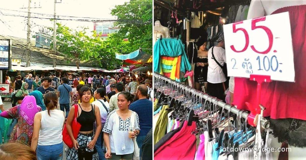 2019 泰國自由行,曼谷 24 個超人氣必去景點推薦《新手全攻略》:洽圖洽周末市集 JJ Market, Chatuchak