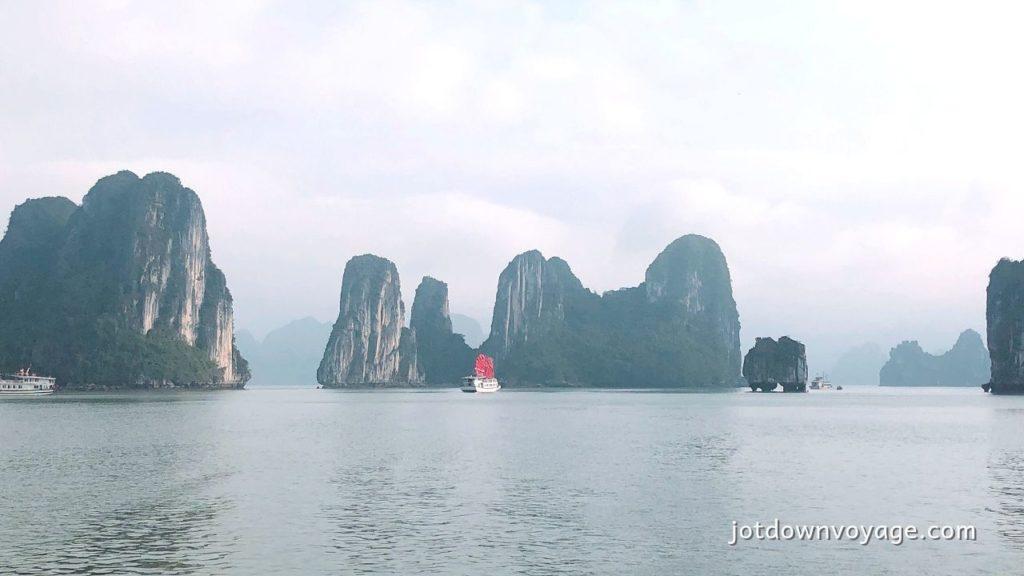 【越南自由行.景點】下龍灣旅遊、KLOOK郵輪一日遊、心得與推薦 |Halong Bay Day Tour