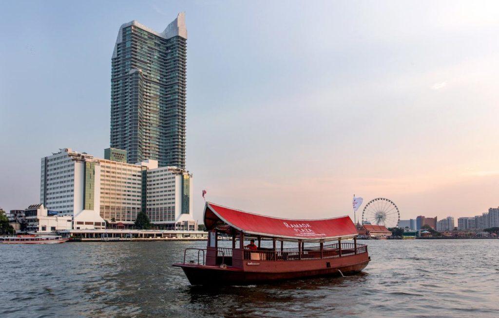 曼谷自由行-昭披耶河郵輪晚餐、住宿推薦:昭披耶河公主號