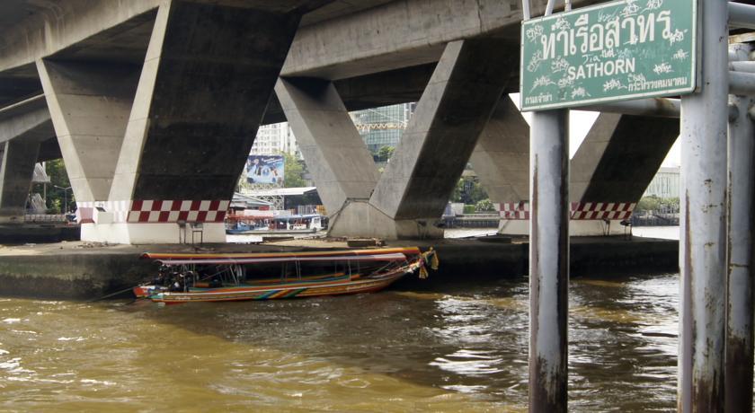 曼谷自由行-昭披耶河郵輪晚餐推薦:昭披耶河公主號、交通方式