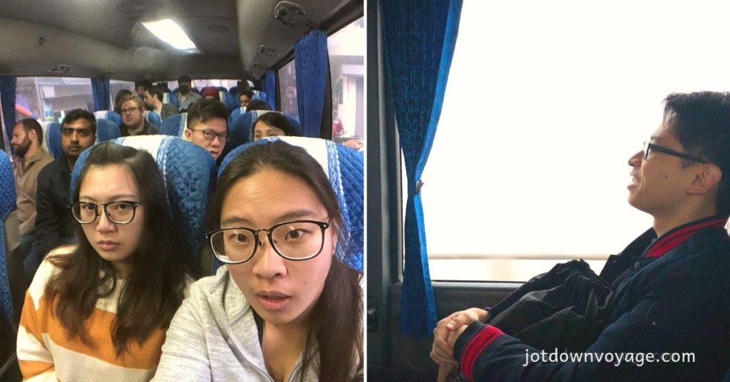 河內街景@下龍灣一日遊車程 KLOOK行程參加心得&分享|越南自由行