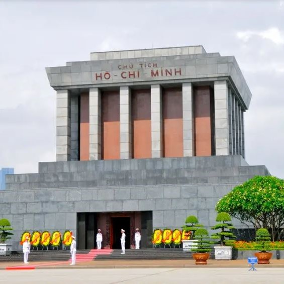 Ho Chi Minh Mausoleum @2019 全攻略: 河內自由行 6天5夜(機票、簽證、景點、美食、住宿、總花費)