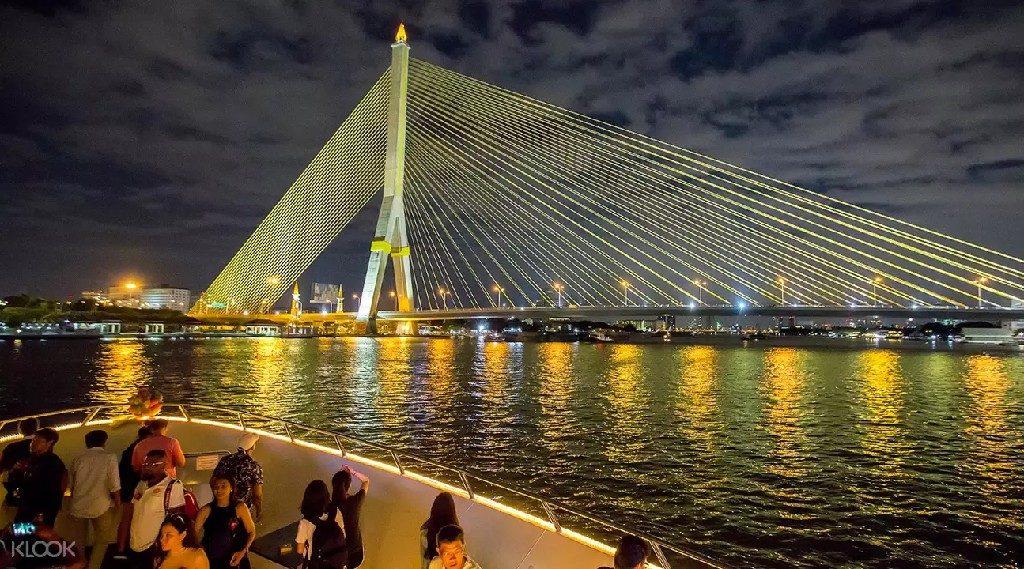 曼谷自由行-昭披耶河郵輪晚餐推薦:昭披耶河公主號訂位&報到