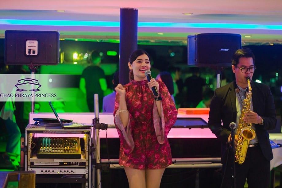 曼谷自由行-昭披耶河遊船自助晚餐推薦:昭披耶河公主號|晚宴表演 Chao Phraya Princess Cruise Dinner Buffet  Guide