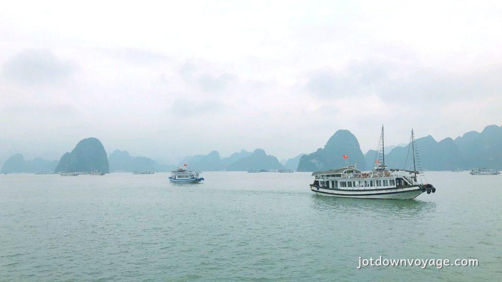 下龍灣一日遊.推薦KLOOK行程參加心得|越南自由行.景點 |Halong Bay Day Tour
