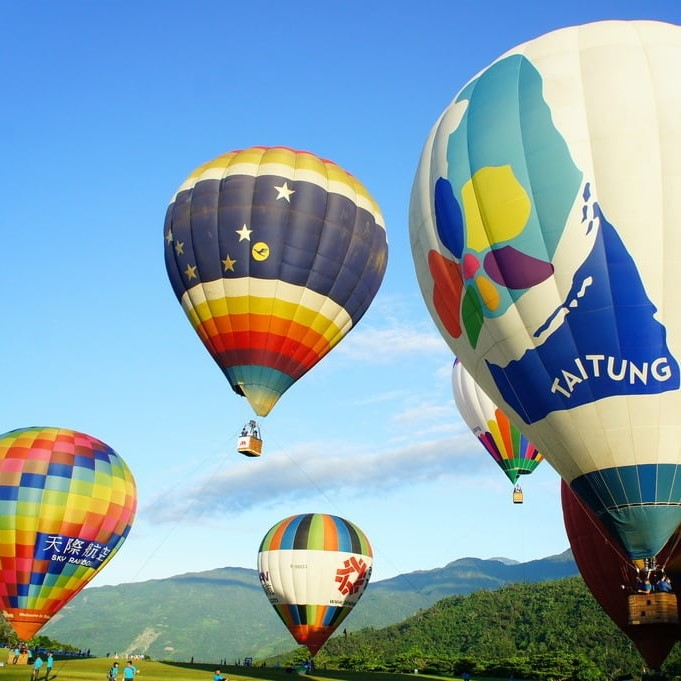 【定點繫留】2019 台東熱氣球嘉年華活動 :場次、票價、交通、預約攻略