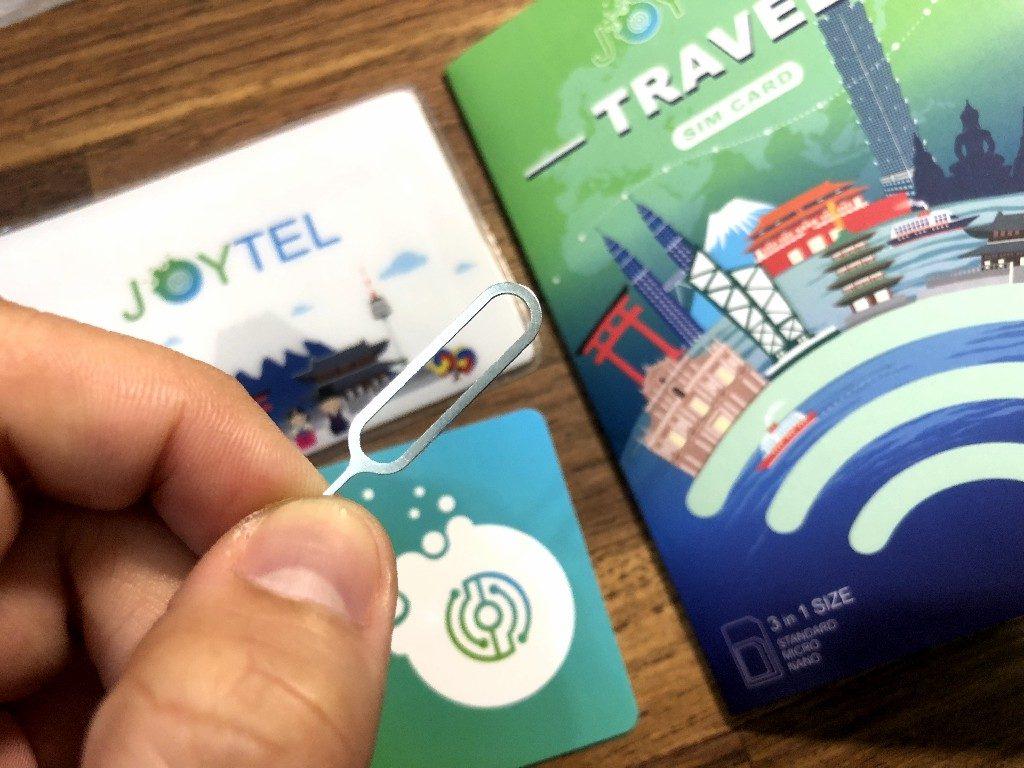 JOYTEL評價:泰國 菲律賓網卡 SIM卡吃到飽推薦